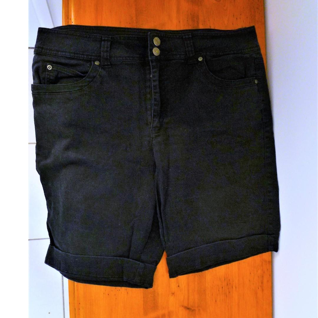 Rockmans long leg shorts
