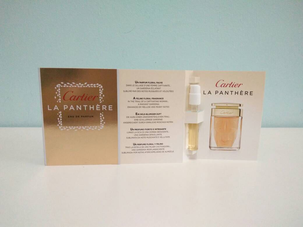 Sample Vial Original Perfume Health Beauty Perfumes Nail Care