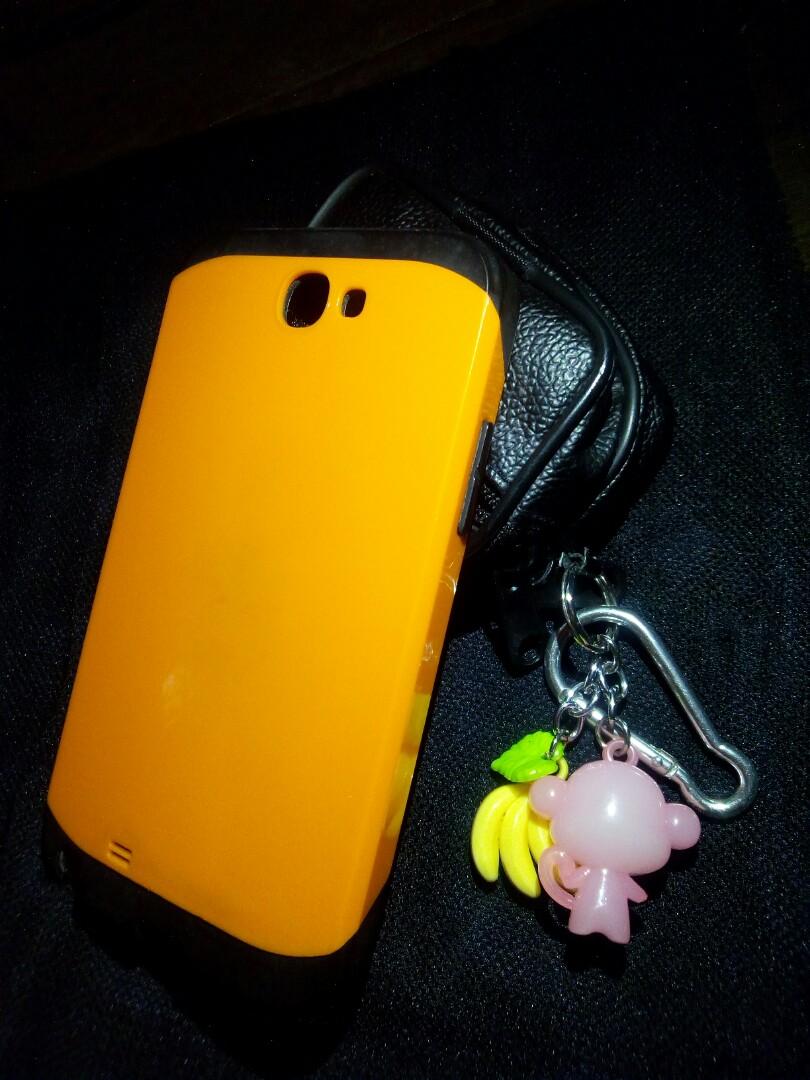 buy online 90fe6 5d2e1 Sleek (orange)Shockproof Case for Samsung Galaxy Note 2