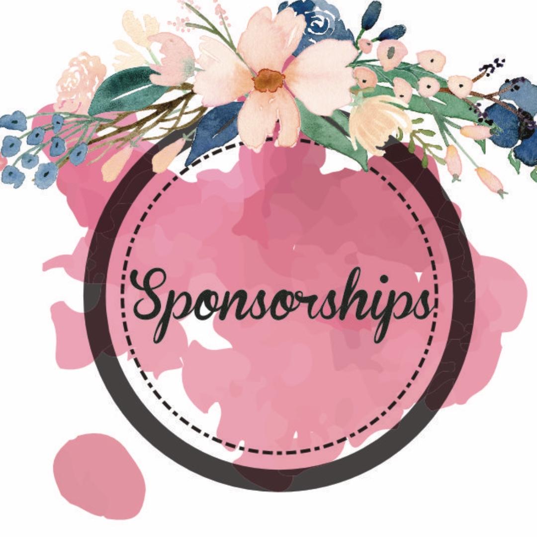Sponsorship!