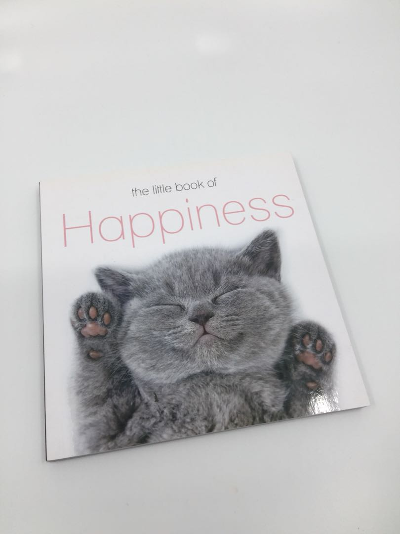 The book of hapiness