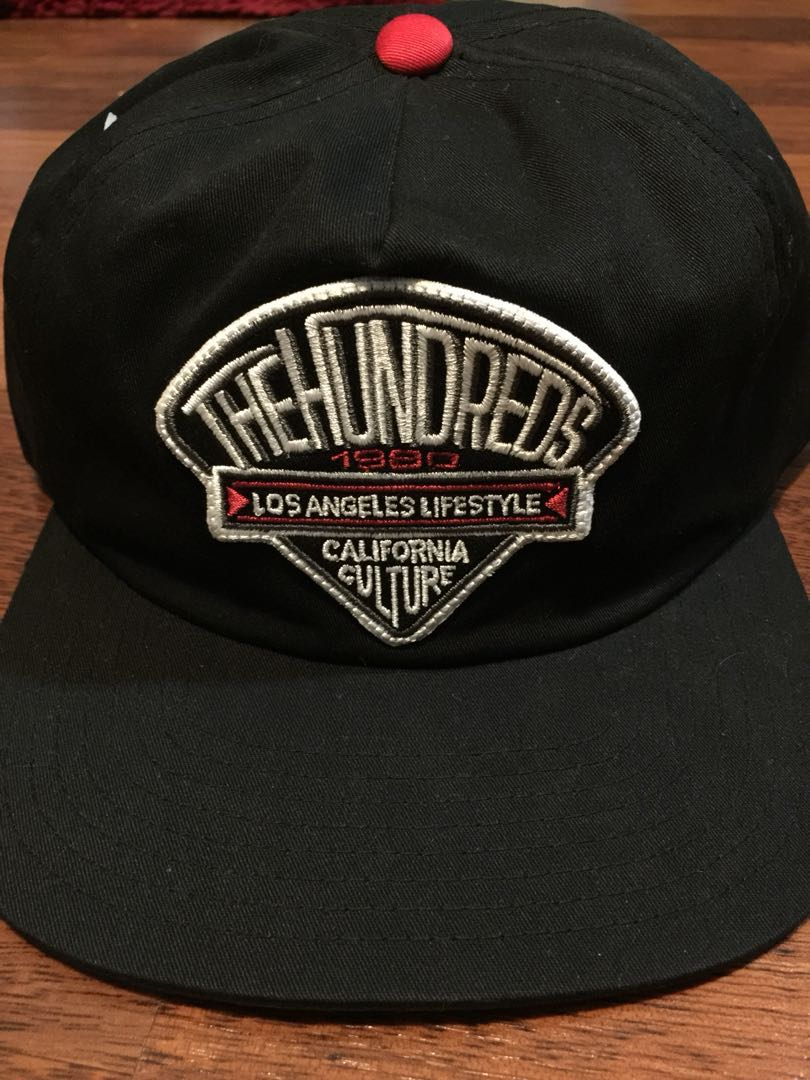 The Hundreds Dime Snapback (new with price tag) 98bfb5a30bdc