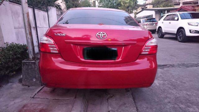 Toyota Vios 1.3 J 2012