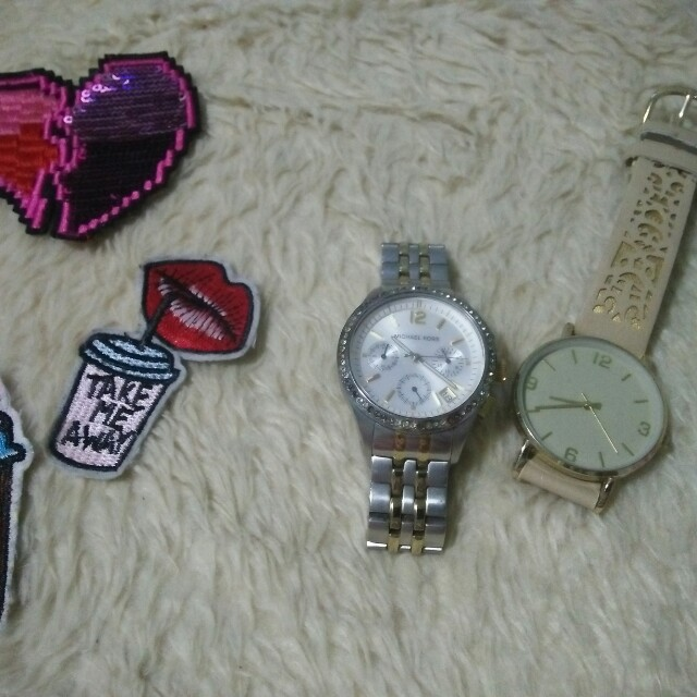 watch bundle : 100% Authentic MK watch