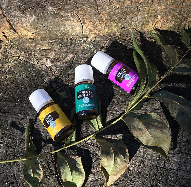Young Living Essential Oils 100% pure!!