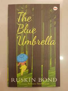 The Blue Umbrella (Ruskin Bond)