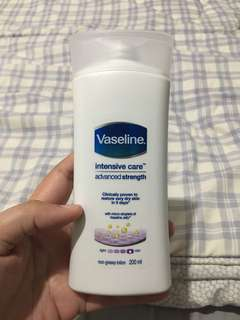 Body Lotion - Intensive Care