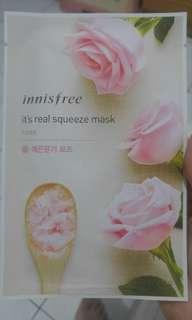 Mask rose