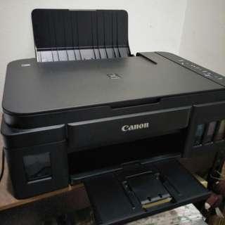 Canon G2000 Printer - Almost New