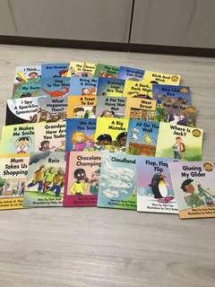 Speed reading books x 30