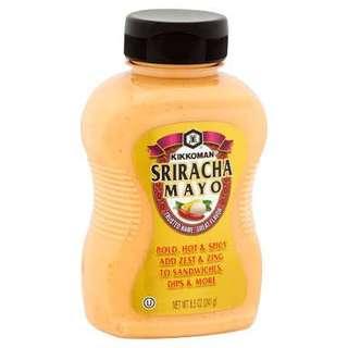 Kikkoman Sriracha Mayo 241g