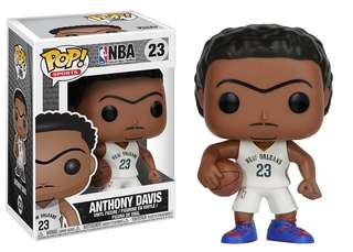 Looking For Brand New With Box Funko Pop NBA Anthony Davis New Orleans Pelicans Unibrow Toy Figure
