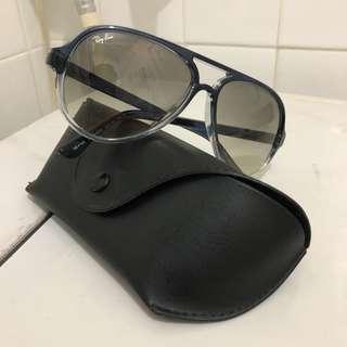 Ray Ban Sunglasses 4125 CATS5000 (Men)