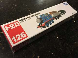 BN New Tomica Thomas Tank Engine 126