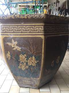 Antique Urn From China