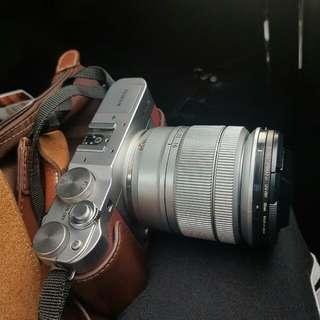 Fujifilm XA3 Fullset