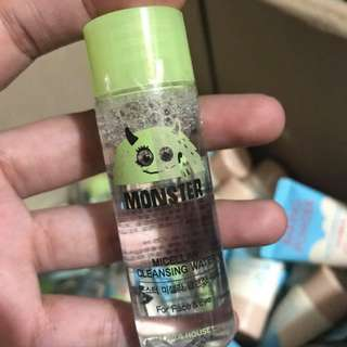 Etude house cleansing water
