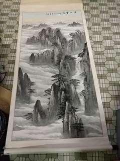 画.25x53寸