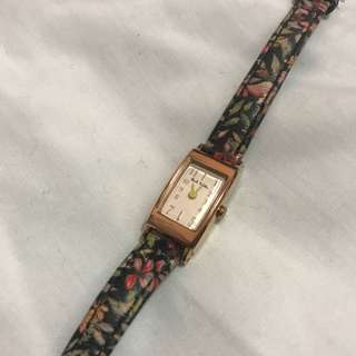 Paul Smith Floral Watch