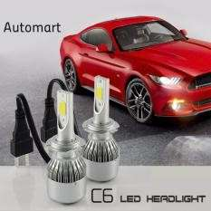 C6 LED bulb headlight