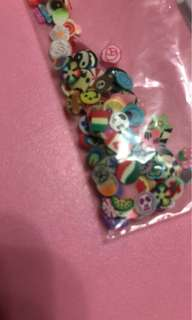 Fimo Slices 20 pieces for $0.50