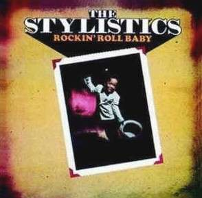 arthcd THE STYLISTICS Rockin' Roll Baby USA Press CD