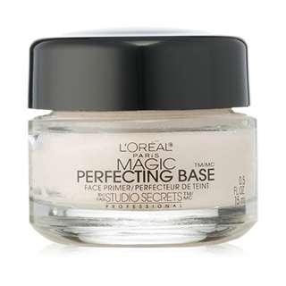 [IN-STOCK] L'Oréal Paris Studio Secrets Professional Magic Perfecting Base Face Primer 0.5 fl. oz.