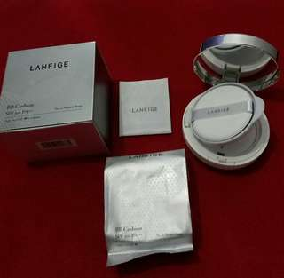 Laneige BB Cushion SPF 50+ PA+++