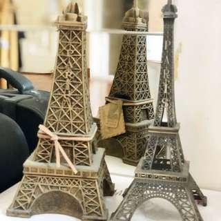 巴黎鐵塔擺設及錢箱