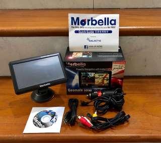 Morbella Car GPS