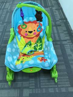 Baby adjustable rocker