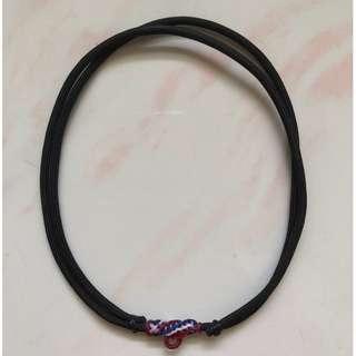 Adjustable Amulet Necklace