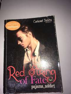 Red string of fate wattpad
