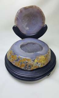 天然瑪瑙聚寶盆4