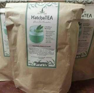 Aromacology Matcha Tea x10 Sachets Pack
