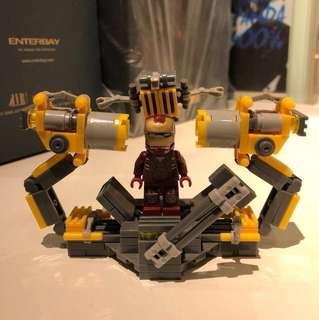 不是 Lego Ironman