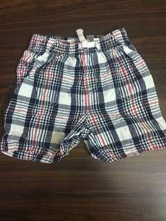 Jumping Beans Checkers Shorts