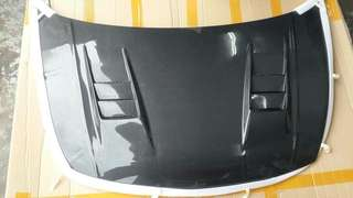 HOOD FEEL'S CF ORI HONDA CIVIC FD FD2
