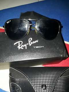 Kacamata Ray-Ban carbon