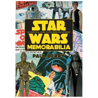 Star Wars Memorabilia: An Unofficial Guide to Star Wars Collectables by Paul Berry (Author)