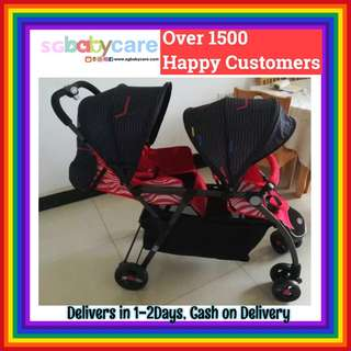 FREE DELIVERY Double Stroller