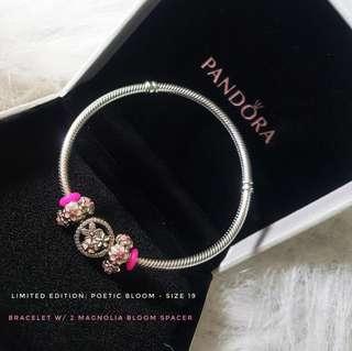 Limited Edition: Pandora Poetic Bloom Set