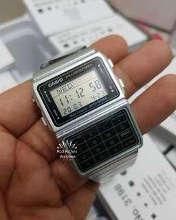 Casio Calculator Watch DBC611-1D
