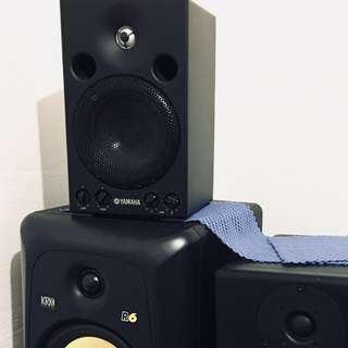 Power Monitor Speaker (Pair)