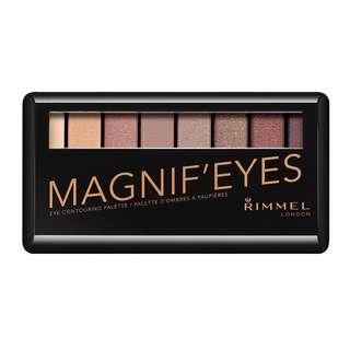 BN SEALED Magnif'Eyes Rimmel London Eyeshadow palette