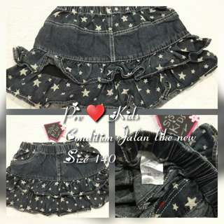 Baby Skirt Jeans