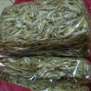 Offer ikan bilis