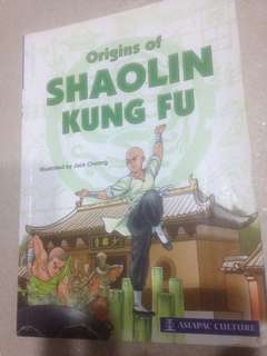 Origins of Shaolin Kungfu