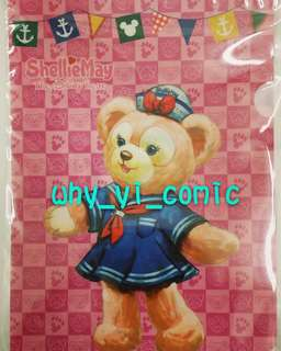 A4 File Shelliemay 款 (迪士尼 HKDisney 迪士尼小熊 duffy #shelliemay)