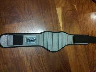 Lifting belt